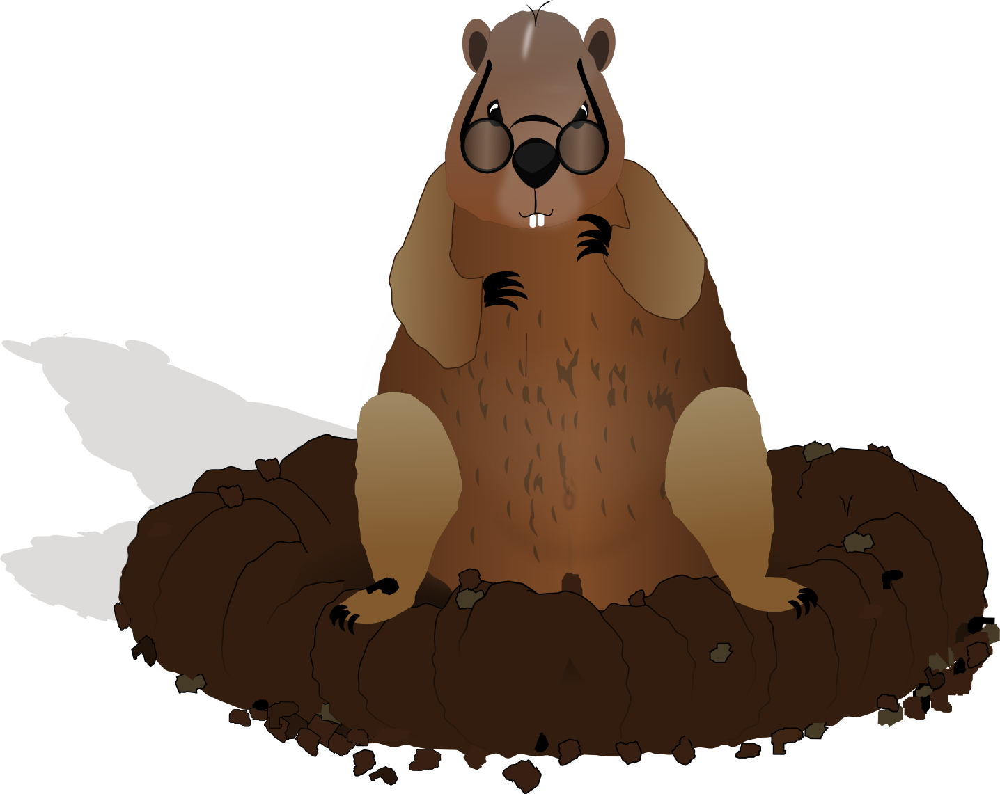 Groundhog Day And Exploring An Inkscape Extension