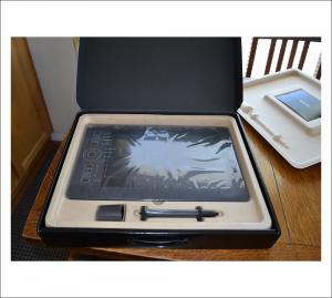 Photo of Wacom Intuos Pro Medium opened box